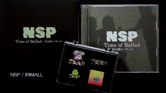 NSP Time of Ballad (CD) 41a